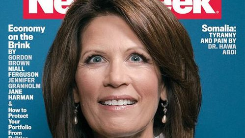 Michelle Bachmanns eyes